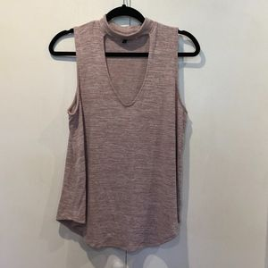 Express Cut Out Tank Top